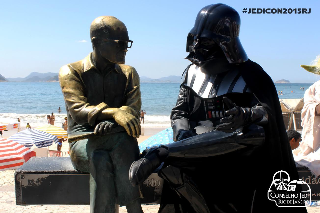 JediCon Rio, Maior Convenção de Nerds e Aficionados por Star Wars e Sci-Fi