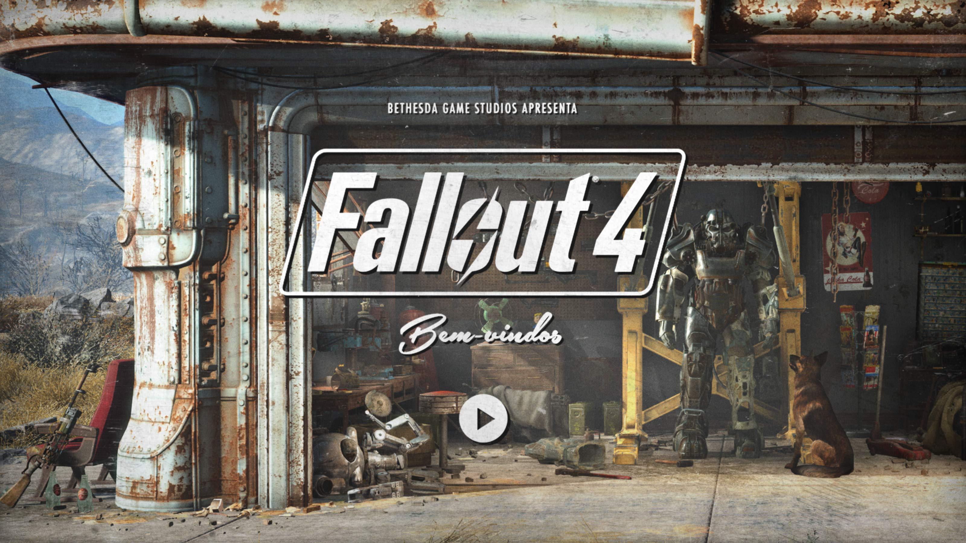 Trailer de lançamento do Fallout 4