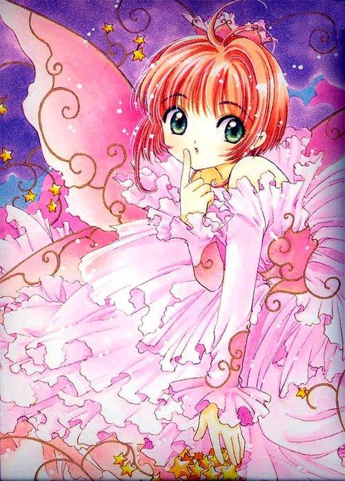 Sakura Card Captors terá continuação em mangá!