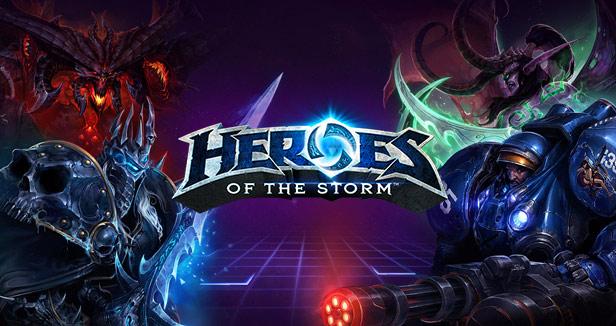 Beta aberto de Heroes of the storm já está disponível!