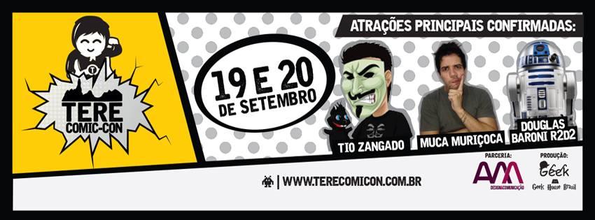 Tere Comic-Con