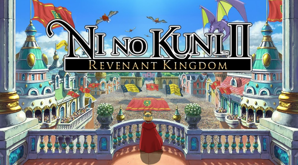 Bandai divulga gameplay de Ni No Kuni II: Revenant Kingdom