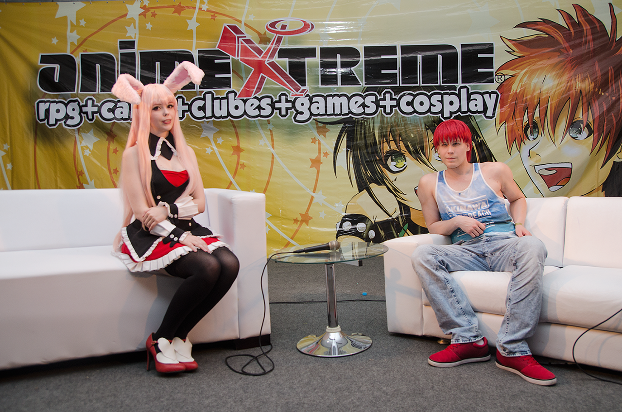 AnimeXtreme 2015 - COSPLAY SHOWCASE