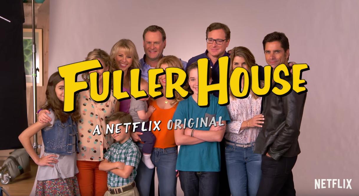 Fuller House x Full House